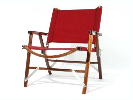 Kermit Chair WALNUT  Burgundy - カーミットチェア ウォールナット バーガンディ