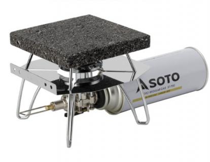 レギュレーターストーブ専用 溶岩石プレート ST−3102
