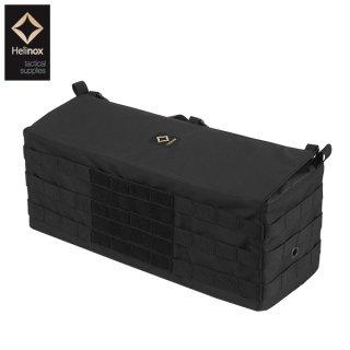 ヘリノックス テーブルサイドストレージ Mサイズ - ブラック