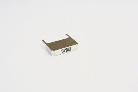 EDGE STAND プレート - シルバー