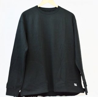 HALF TRACK PRODUCTS  LONG pocket T - ブラック