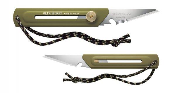 BUSHCRAFT KNIFE - ブッシュクラフトナイフ