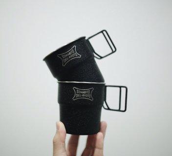 SomAbito BlackChipCup(黒ロゴ)