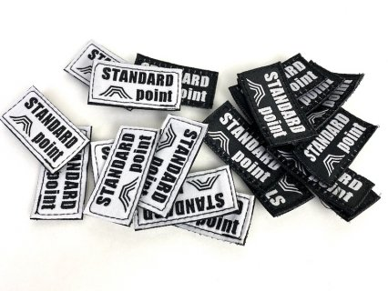 STANDARD pointワッペン