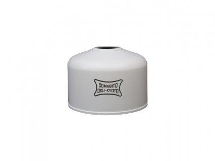 SomAbito TETSUカバー OKU-KYOTOロゴ - mini OD缶110用ホワイト