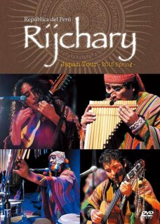 【Live DVD】Rijchary Japan Tour-2015 Spring-