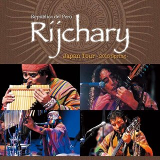【Live CD】Rijchary Japan Tour-2015 Spring-