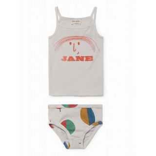【40%OFF!】BOBO CHOSES [ボボショーズ] / Little Jane Set T-Shirt and Brief