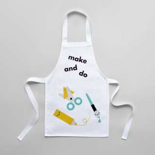 Buddy and Bear / Make and Do - Toddler Apron キッズエプロン