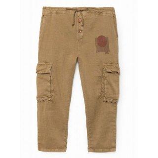 【40%OFF!】BOBO CHOSES /Know Cargo Linen Pants
