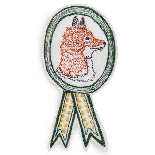 Coral&Tusk / foxy badge ブローチ