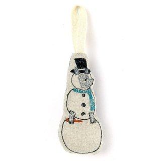 Coral&Tusk /ornament /snowman wolf クリスマスオーナメント