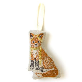 Coral&Tusk /ornament /Tree trimmer fox クリスマスオーナメント