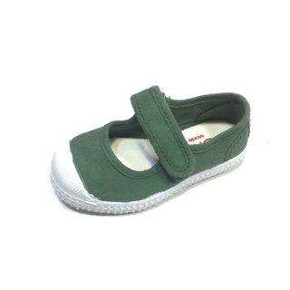 CIENTA [シエンタ] green.h/dyed ベルクロワンストラップシューズ