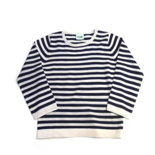 【40%OFF!】FUB [ファブ] / Simply Striped Blouse (0316AW) ニットトップス