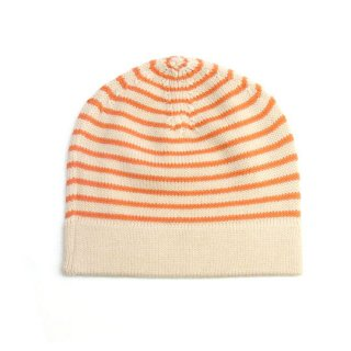 【30%OFF!】FUB [ファブ] / Hat (2516AW) / beige/red ニットキャップ