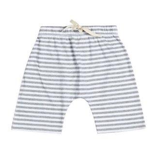 Gray Label / Shorts / Grey Melange/White Stripe