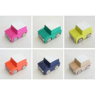 kiko+ [キコ] / kuruma [クルマ] 木のおもちゃ 木製玩具 走るプルバックモーター 日本製