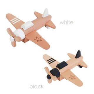 kiko+ [キコ] / hikoki-propeller [ヒコウキ プロペラ] 木のおもちゃ 木製玩具 日本製 ギフト プレゼントに プルバックモーター 走る飛行機