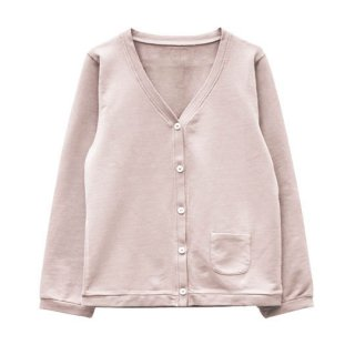【40%OFF!】LE PETIT GERMAIN / HIPPI Cardigan 100% fleece cotton / Pierre