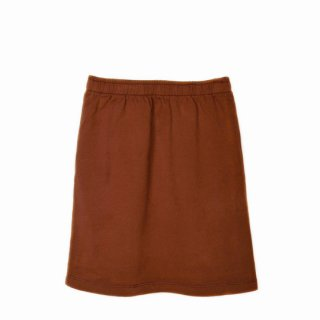 【40%OFF!】LE PETIT GERMAIN / JOLI Fleece Skirt / Erable / Brown