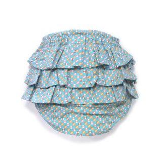 mimi poupons [ミミプポン] / フリルパンツ / Petit Pan / オキコ・アズール プチパン生地使用