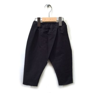 WONDER FULL LIFE [ワンダフルライフ] PANTS(KIDS) black