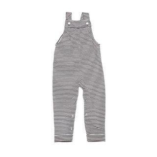 【30%OFF!】MINGO. / Salopette B/W stripes