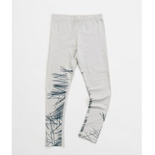 【40%OFF!】Mainio Clothing / 6066 Sketch leggings, birch white  レギンス