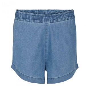【40%OFF!】popupshop [ポップアップショップ] / Sina Shorts WOVEN /CHAMBRAY ショートパンツ レディースサイズ