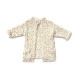 【40%OFF!】Rylee+Cru / furry coat / vanilla
