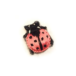 【30%OFF!】Sophia 203 [ソフィア203] / LADI BUG BROOCH-S / PINK CLOUD ブローチ