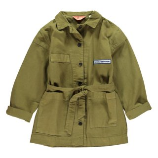 【40%OFF!】THE ANIMALS OBSERVATORY [アニマルズオブザーバトリー] TAO / GREEN MILITARY COAT / コート