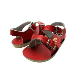 Salt Water / Seawee (Baby) / Red / VELCLO TAPE