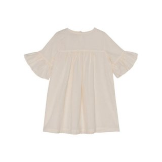 yellow pelota [ イエローペロータ ] / Nightie Dress/Natural Flour