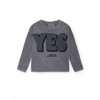 BOBO CHOSES [ボボショーズ] / Yes No Round Neck T-Shirt