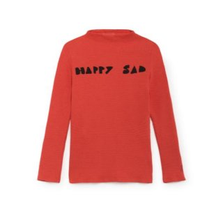 BOBO CHOSES [ボボショーズ] / Happy Sad Full Bottle Neck T-Shirt