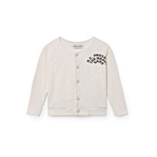 【40%OFF!】BOBO CHOSES / The Happy Sads Button Sweatshirt