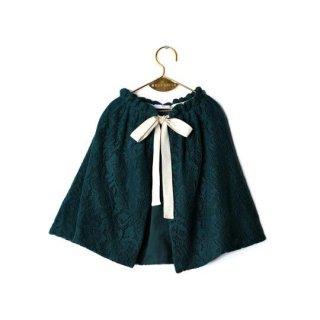 【30%OFF】WOLF&RITA [ウルフアンドリタ] /  HELENA - Skirt / GREEN LACE