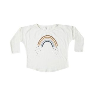 Rylee+Cru [ライリーアンドクルー] longsleeve tee / rainbow / ivory / RC027A