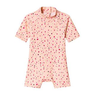 【40%OFF!】soft gallery [ソフトギャラリー] / Peach Parfait Shimmy Rey Sun Suit / pink / 水着