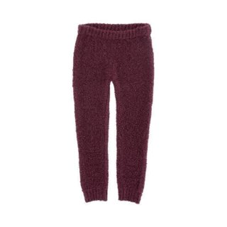 tinycottons [タイニーコットンズ] / fluffy knit pant / plum