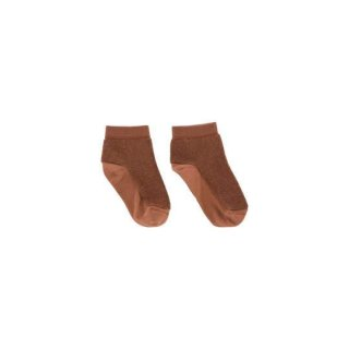 【30%OFF!】tinycottons / fluffy socks / brick