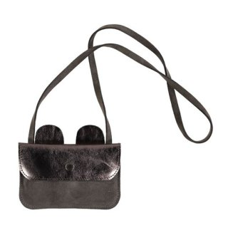 tocoto vintage [トコトヴィンテージ] W77118. BEAR LEATHER BAG / 007. GREY