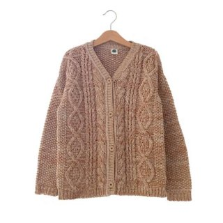 【40%OFF!】LE PETIT GERMAIN / MILOU Cardigan / MIXED BROWN