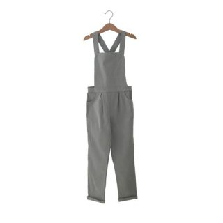 【50%OFF!】LE PETIT GERMAIN / CLARK Dungaree / BRUME