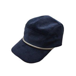 Soulsmania [ソウルズマニア]  CORDUROY JET CAP / Black
