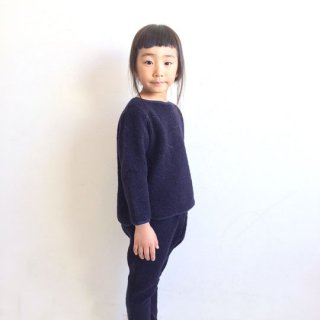 chocolatesoup [チョコレートスープ] / PILE TOPS / NAVY