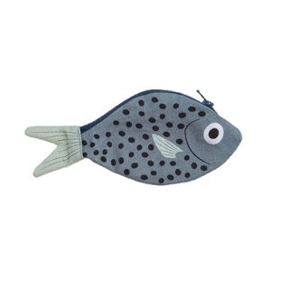 DON FISHER [ドンフィッシャー] Atlantic - BLUE BREAM-Keychain
