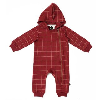 Mainio Clothing / DANDY BABIES HOODED JUMPSUIT